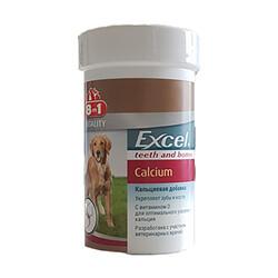 8 İn 1 - 8 in 1 Exel Kalsiyum Köpek Vitamini