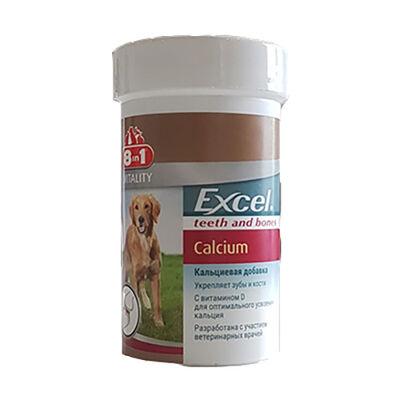 8 in 1 Exel Kalsiyum Köpek Vitamini