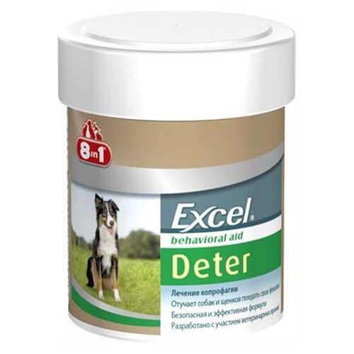 8in1 Excel Köpek için Dışkı Yemeyi Önleyici Tablet