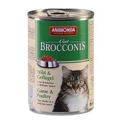 Animonda - Animonda Av Hayvanlı Ve Kümes Hayvanlı Yetişkin Kedi Konservesi
