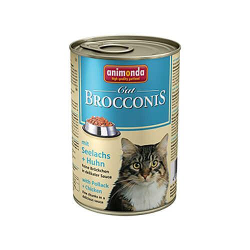Animonda Balıklı Ve Tavuklu Yetişkin Kedi Konservesi