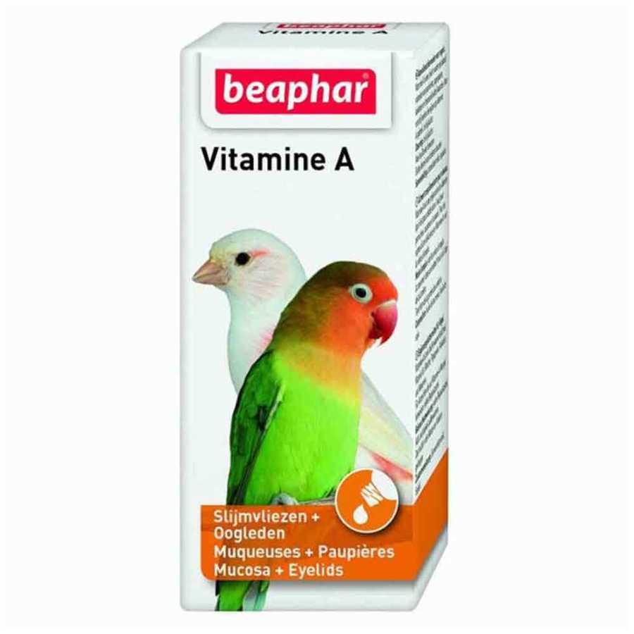 Beaphar Kuslar İcin Vitamin A