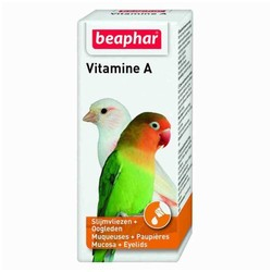Beaphar - Beaphar Kuslar İcin Vitamin A