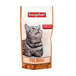 Beaphar - Beaphar Vitamin Bits Kedi Ödül Tableti