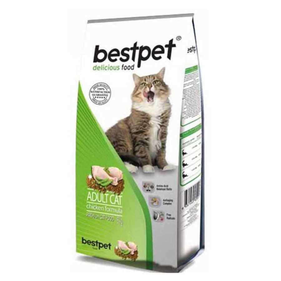 Bestpet Cat Chicken Tavuklu Yetişkin Kedi Maması
