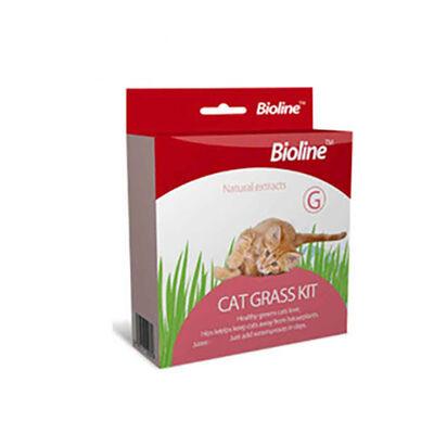 Bioline - Bıolıne Kedi Çimi Seti
