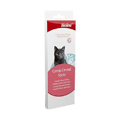 Bioline - Bioline Kedi Tartar Önleyici Ağız Bakım Stick