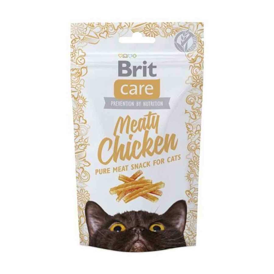 Brit Care Meaty Snack Chicken Kedi Ödülü