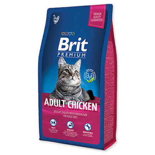 Brit Care Premium Adult Cat Chicken Tavuklu Yetişkin Kedi Maması