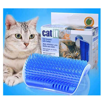 Catit Catnipli Kedi Taranma Aparatı