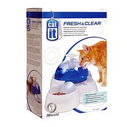 Catit - Catıt Otomatik Kedi Mama Ve Su Kabı