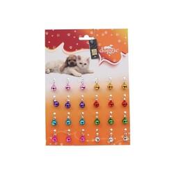 Doggie Parlak Kedi Çanı - Thumbnail