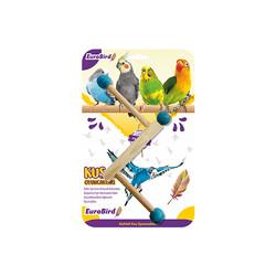 EuroBird Kuş Oyuncağı Basamak Salıncak - Thumbnail