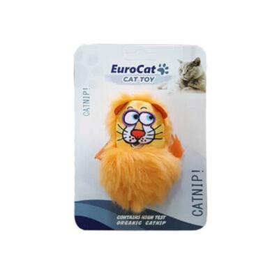 Eurocat - EuroCat Kedi Oyuncağı Turuncu Aslan