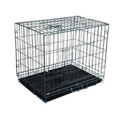 Eurodog - Eurodog Köpek Kafesi Siyah Dövme