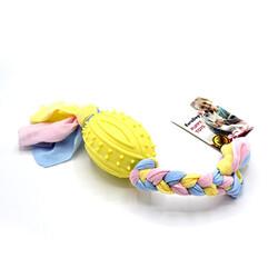 Eurodog - EuroDog Puppy Toys Rugby Topu Diş Kaşıma Oyuncağı