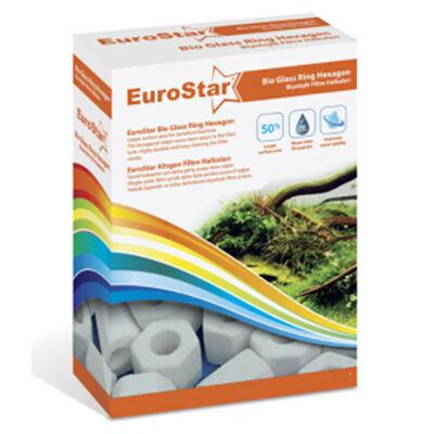 EuroStar Bio Filter Ring Hexagon Filtre Malzemesi