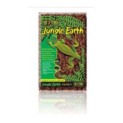 Exo Terra - Exo Terra Jungle Earth 8 Quart Sürüngen Toprağı