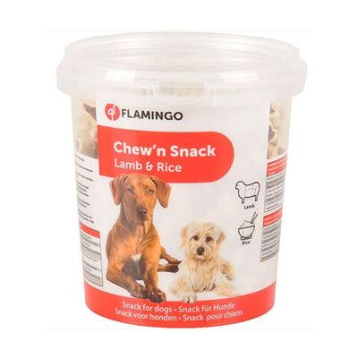 Flamingo - Flamingo Chewn Bones Lamb Rice Köpek Ödülü