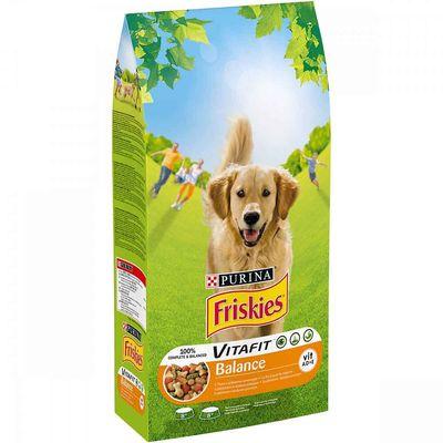 Friskies - Friskies Tavuklu Yetişkin Köpek Maması