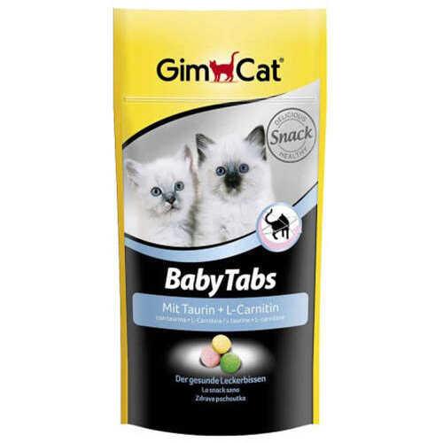 Gimcat Baby Tabs Yavru Kedi Ödül Tableti