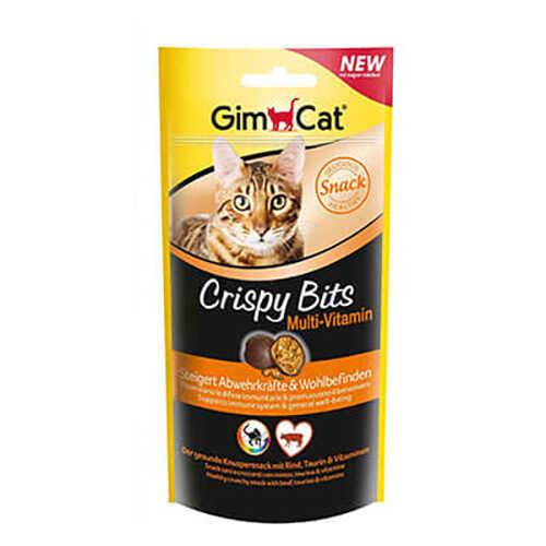 Gimcat Crisby Bits Multi Vitamin Kedi Ödülü
