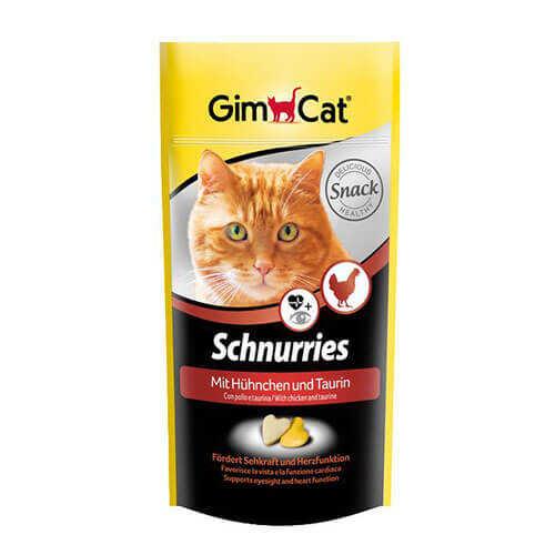 Gimcat Schunrries Tavuklu Kedi Ödül Tableti