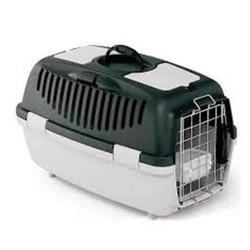 Stefanplast - Gulliver 2 Delux Kedi Köpek Taşıma Kafesi
