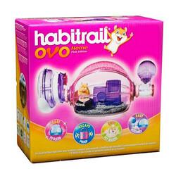 Hagen Habitrail Ovo Hamster Kafesi Mavi - Thumbnail