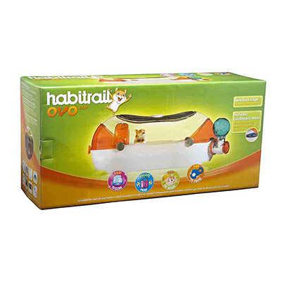 Hagen Habıtraıl Ovo Loft Komple Hamster Kafes Seti