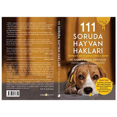 Haytap - Haytap 111 Soruda Hayvan Hakları Kitabı