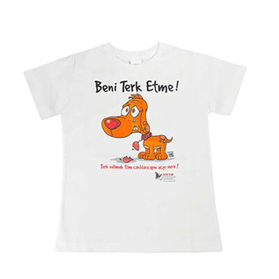 Haytap - Haytap Beni Terk Etme Çocuk Tişört