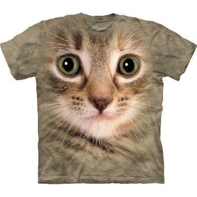 Haytap - Haytap Child Kitten Kahverengi Tişört