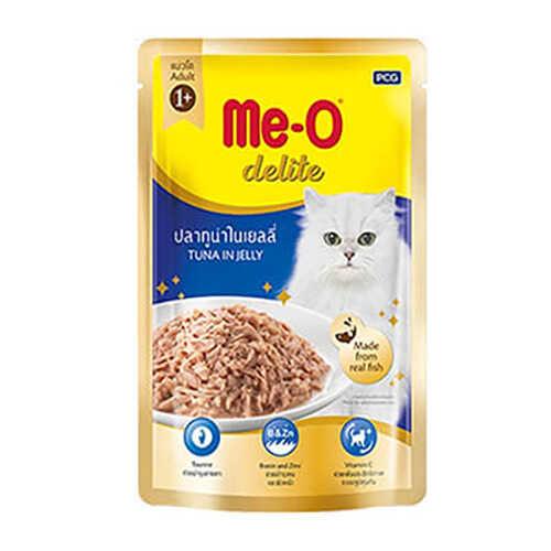 Meo Ton Balıklı Yetişkin Kedi Konservesi Pouch