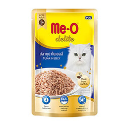 Meo - Meo Ton Balıklı Yetişkin Kedi Konservesi Pouch