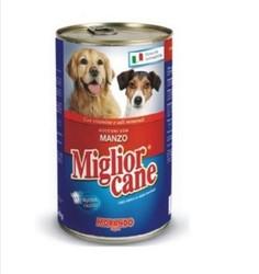 Miglior - Miglior Cane Sığır Etli Biftekli Yetişkin Köpek Konservesi