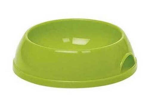 Moderna Eco Plastik Kedi Köpek Mama Kabı Yeşil