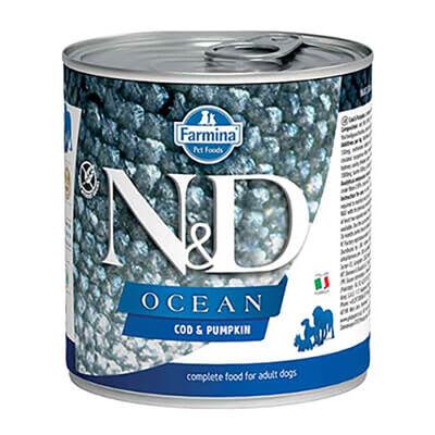 N&D Ocean Morina Yetişkin Köpek Konservesi