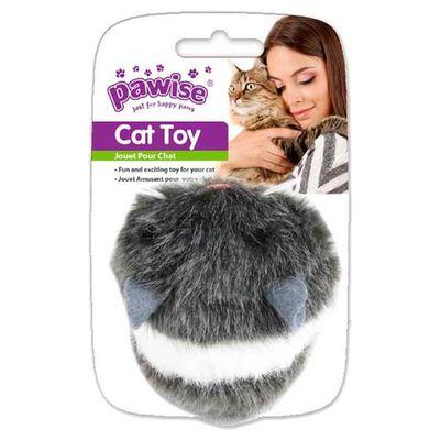 Pawise Kurmalı Kedi Oyuncağı Fare