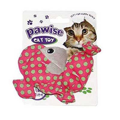 Pawise Şeker & Çiçek Kedi Oyuncağı