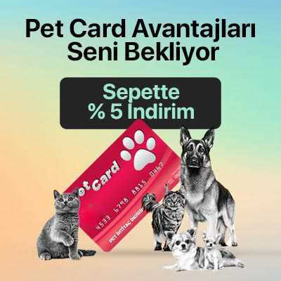Petihtiyac İndirim Kartı Pet Card