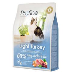 Profine - Profine Light Doğal Hindili Kedi Maması
