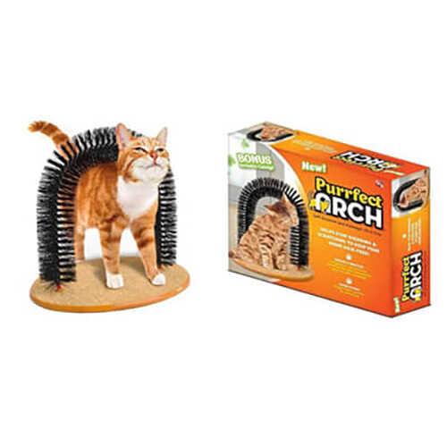 Purrfect Arch Kedi Tırmalama Ve Kaşınma Tahtası