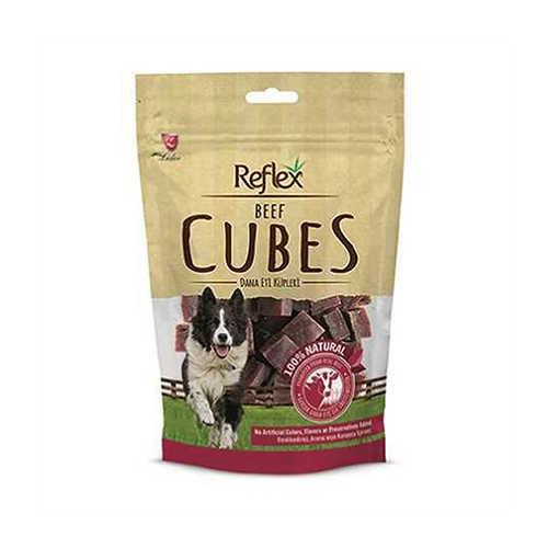 Reflex Biftekli Küp Dilimli Köpek Ödülü