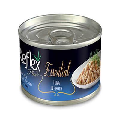Reflex Plus - Reflex Plus Essential Ton Balıklı Kedi Konservesi