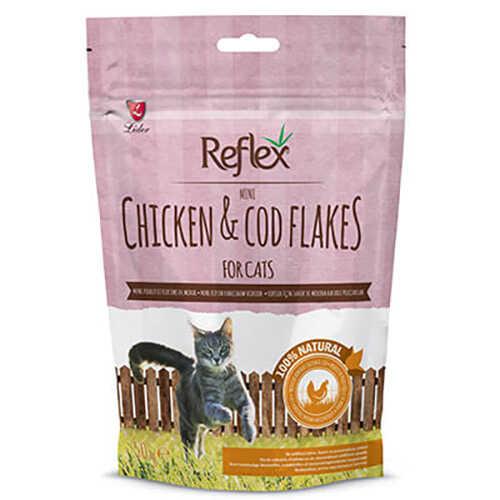 Reflex Tavuklu Morina Balıklı Kedi Ödülü