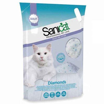 SaniCat - Sanicat Diamonds Silica Kristal Kedi Kumu