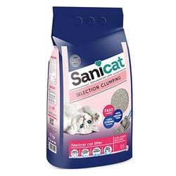 SaniCat - Sanicat Selection Topaklanan Kedi Kumu
