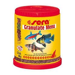 Sera Balık Pul Yem Menüsü - Thumbnail