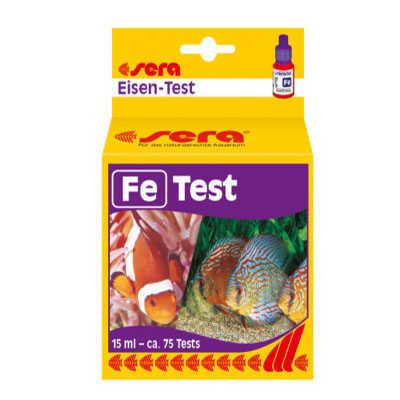 Sera Fe Test Demir Testi